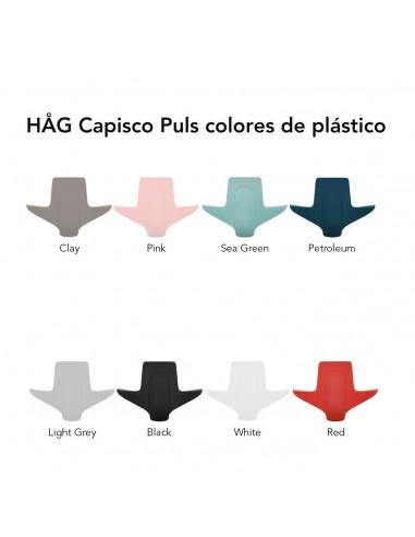 Silla HAG Capisco Puls 8010 Clay